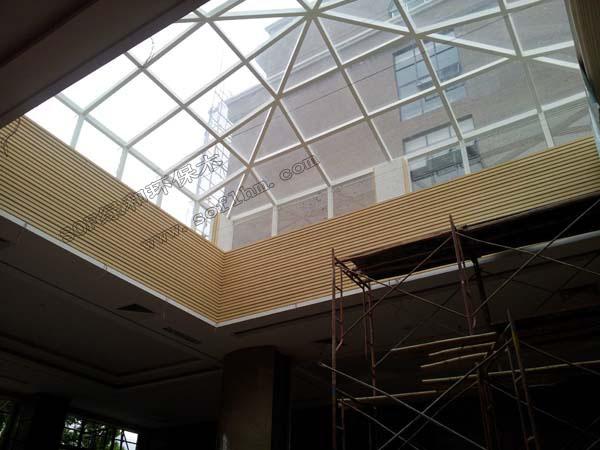 生态木长城板规格