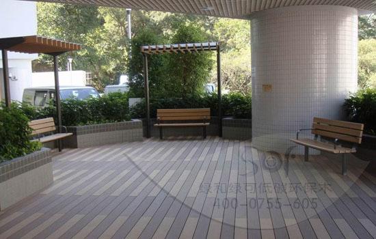 木塑地板的安装流程