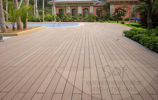 木塑,木塑地板,木塑材料低碳环保木厂家