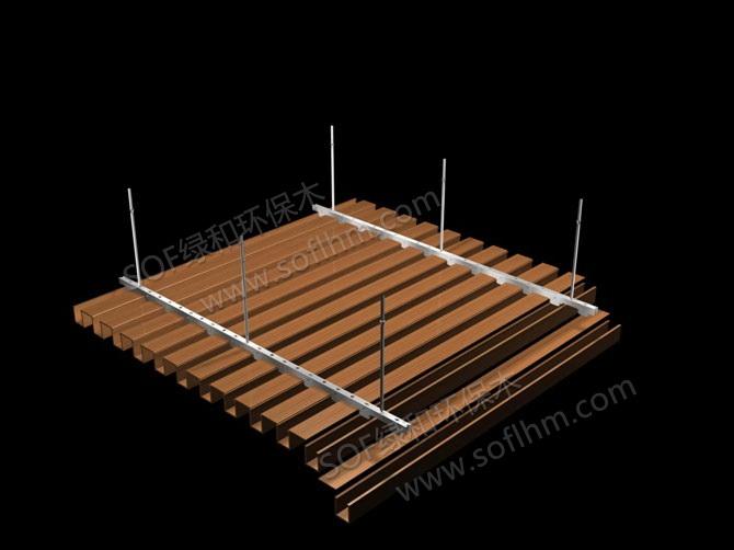 深圳生态木安装方法节点图