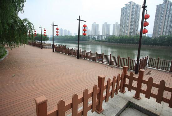 广东塑木栏杆