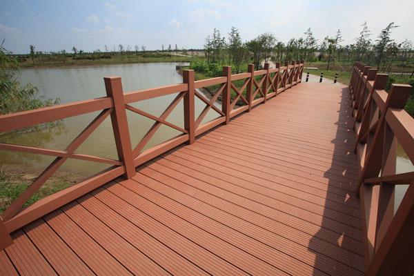 广东木塑栏杆