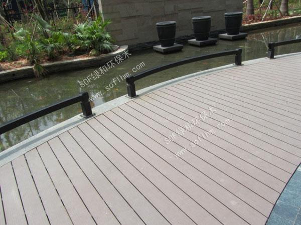 塑木地板施工工艺