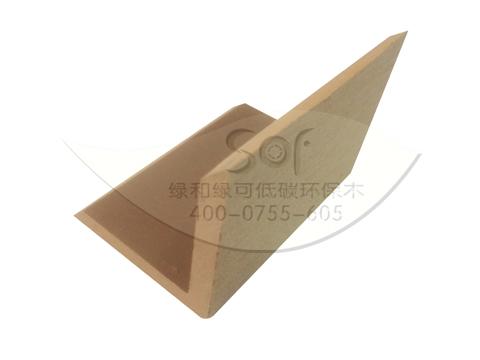 木塑,木塑材料,木塑地板收口线45x45mm