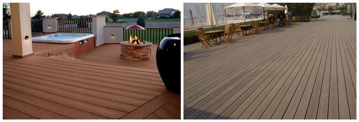 木塑,木塑材料,木塑地板收口线55x55mm