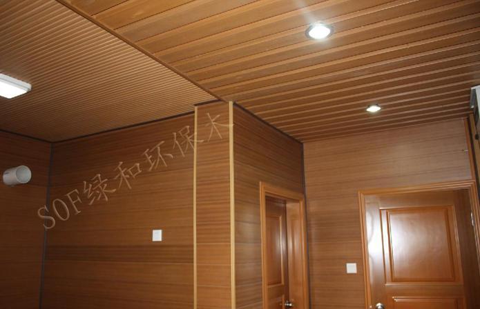 重庆生态木,绿可木低碳环保木厂家