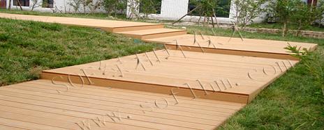 塑木地板安装说明1